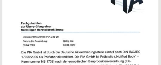 PIA-Fachgutachten für BKF, SBR, LKFB & Wirbelbett