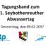 11. Seybothenreuther Abwassertag